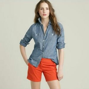 J Crew Broken In Chino Shorts